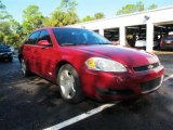 2006 Sport Red Metallic Chevrolet Impala SS #44087458
