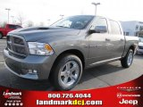 2011 Mineral Gray Metallic Dodge Ram 1500 Sport Crew Cab #44087982