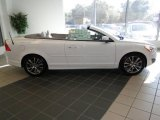 2011 Ice White Volvo C70 T5 #44089170