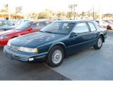 Mercury Cougar 1992 Data, Info and Specs