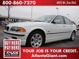 1999 Alpine White BMW 3 Series 323i Sedan #44089182