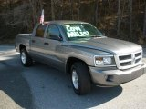 2010 Mineral Gray Metallic Dodge Dakota Big Horn Crew Cab #44089198