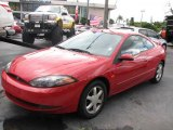 Mercury Cougar 1999 Data, Info and Specs