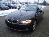 2007 Black Sapphire Metallic BMW 3 Series 328i Coupe #44088054