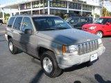 1998 Light Driftwood Satin Glow Jeep Grand Cherokee Laredo #44089268