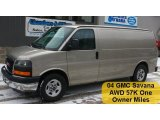2004 GMC Savana Van 1500 AWD Cargo