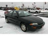 1999 Black Chevrolet Cavalier Sedan #44088129