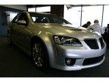 2009 Maverick Silver Metallic Pontiac G8 GXP #44088135