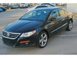 2011 Volkswagen CC Deep Black Metallic