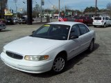 1999 Bright White Diamond Buick Century Custom #44088607