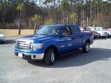 2010 Blue Flame Metallic Ford F150 XLT SuperCrew #44088627