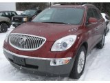 2011 Red Jewel Tintcoat Buick Enclave CXL AWD #44088661