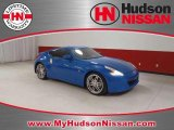 2009 Monterey Blue Nissan 370Z Touring Coupe #44202619