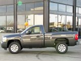 2011 Taupe Gray Metallic Chevrolet Silverado 1500 Regular Cab #44204342
