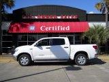 2008 Super White Toyota Tundra SR5 CrewMax #44203483