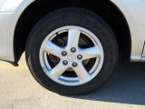 Mazda MPV 2003 Wheels and Tires