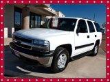 2004 Summit White Chevrolet Tahoe LS 4x4 #44203905
