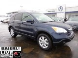 2008 Royal Blue Pearl Honda CR-V EX-L 4WD #44203057