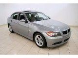 2008 Arctic Metallic BMW 3 Series 328xi Sedan #44204437