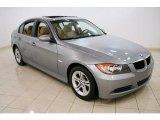 2008 Arctic Metallic BMW 3 Series 328i Sedan #44204438