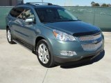 2009 Chevrolet Traverse LTZ Data, Info and Specs