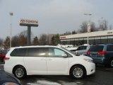 2011 Super White Toyota Sienna XLE #44203967