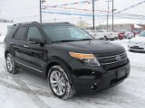 Ford Explorer 2011 Data, Info and Specs
