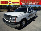 2004 Summit White Chevrolet Silverado 1500 LS Extended Cab #44204588