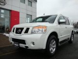 Nissan Armada 2008 Data, Info and Specs