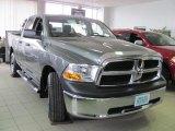 2011 Mineral Gray Metallic Dodge Ram 1500 ST Quad Cab 4x4 #44204923