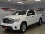 2008 Super White Toyota Tundra Limited Double Cab #44204932