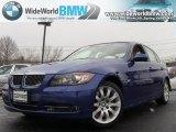 2008 Montego Blue Metallic BMW 3 Series 335xi Sedan #44203299