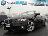 2009 Black Sapphire Metallic BMW 3 Series 328i Convertible #44203301