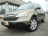 2008 Green Tea Metallic Honda CR-V EX 4WD #44203315