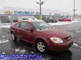 2007 Sport Red Tint Coat Chevrolet Cobalt LT Coupe #44204973
