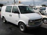 1998 White Chevrolet Astro Cargo Van #44204998