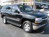 2002 Onyx Black Chevrolet Tahoe LS #44205004