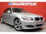 2011 Titanium Silver Metallic BMW 3 Series 335i Sedan #44204218