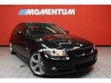 2011 Jet Black BMW 3 Series 335i Sedan #44204220