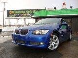 2008 Montego Blue Metallic BMW 3 Series 335xi Coupe #44316148