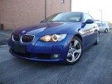 2008 Montego Blue Metallic BMW 3 Series 328i Coupe #44316149