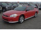 2006 Chevrolet Monte Carlo Victory Red