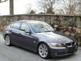 2008 Sparkling Graphite Metallic BMW 3 Series 335i Sedan #44315880