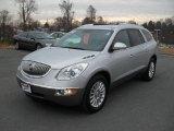 2010 Quicksilver Metallic Buick Enclave CXL AWD #44316595
