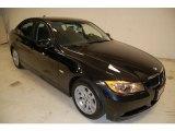 2007 Black Sapphire Metallic BMW 3 Series 328i Sedan #44316187