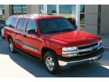 Chevrolet Suburban 2001 Data, Info and Specs
