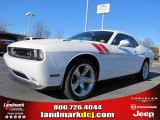 2011 Bright White Dodge Challenger R/T #44315999