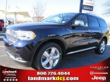 2011 Blackberry Pearl Dodge Durango Citadel #44316004