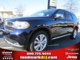 2011 Blackberry Pearl Dodge Durango Crew #44316005