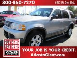 2003 Silver Birch Metallic Ford Explorer XLT #44316989